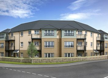 "Thumbnail 2 bedroom flat for sale in ""Buchanan"" at West Road, Haddington"
