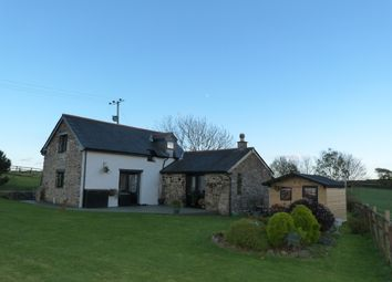 Thumbnail 2 bed barn conversion for sale in Gammaton, Bideford