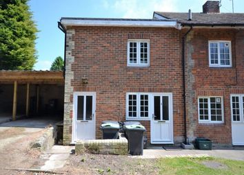 Thumbnail 1 bed detached house to rent in Glebe Cottages, Royston Road, Saffron Walden