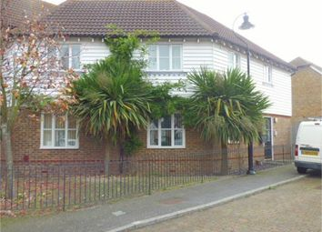 Thumbnail 2 bed maisonette for sale in Iwade, Iwade, Kent