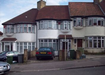 Thumbnail 3 bed terraced house to rent in Wakemans Hill Avenue, London