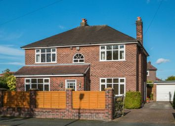 Thumbnail 4 bed detached house for sale in Chiltern Drive, Hale, Altrincham