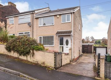 Thumbnail 3 bed semi-detached house for sale in Westfield Avenue, Earlsheaton, Dewsbury