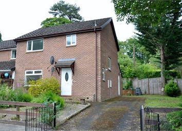 Thumbnail 3 bed semi-detached house for sale in Bondgate Close, Hexham