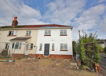 Thumbnail 3 bed end terrace house for sale in Connaught Crescent, Parkstone, Poole