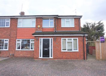 Thumbnail 4 bed semi-detached house for sale in Fleetwood Close, Chalfont St. Giles