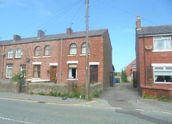 Thumbnail 2 bed end terrace house for sale in Billinge Road, Wigan