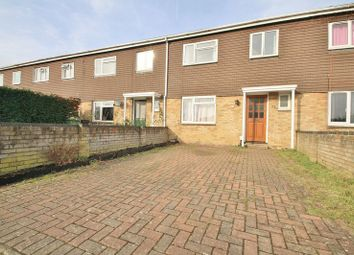 Thumbnail 3 bed terraced house for sale in Saxon Close, Wallingford