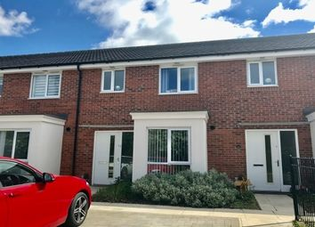 Thumbnail 3 bed town house to rent in Horwood Drive, Nottingham