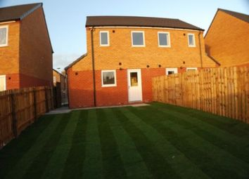 Thumbnail 2 bed semi-detached house to rent in Metcombe Way, Manchester