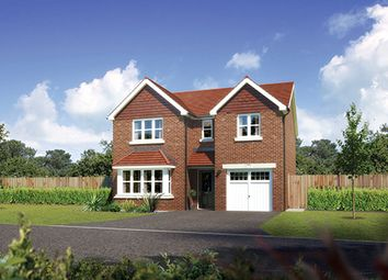 "Thumbnail 4 bed detached house for sale in ""Hampsfield"" At Sherbourne Avenue, Chester CH4, Chester,"