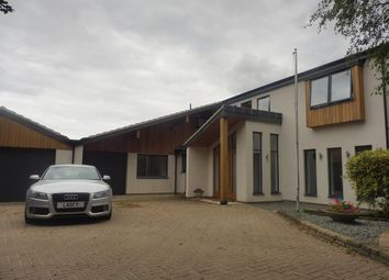 Thumbnail 4 bedroom detached house to rent in Churchill Close, Streatley, Luton