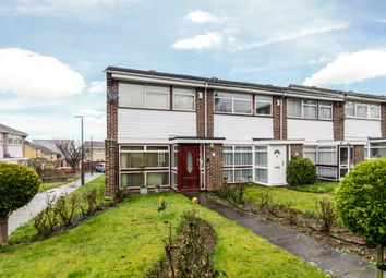 Thumbnail 3 bed end terrace house for sale in Shelbury Close, Sidcup