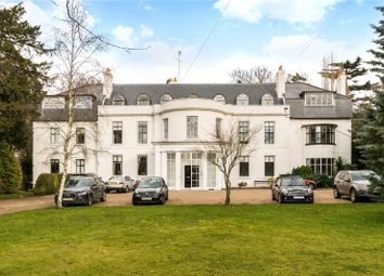 Thumbnail 3 bed flat for sale in Grove House, The Grove, Epsom, Surrey