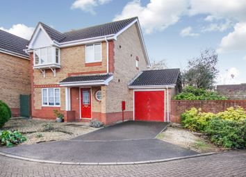 Thumbnail 3 bed detached house for sale in Quarry Way, Emersons Green, Bristol