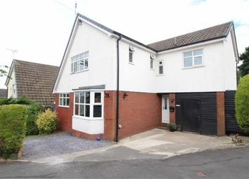 Thumbnail 4 bed detached house for sale in Chaigley Road, Longridge, Preston