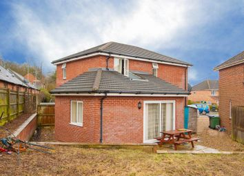 Thumbnail 3 bed detached house for sale in Templars Firs, Royal Wootton Bassett, Swindon