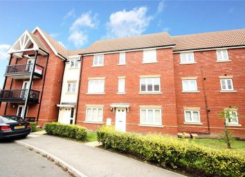 Thumbnail 2 bed flat to rent in Bruff Road, Ipswich, Suffolk