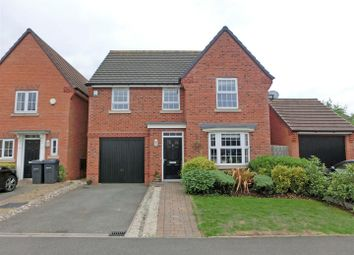Thumbnail 4 bed detached house for sale in Kendrick Grove, Birmingham