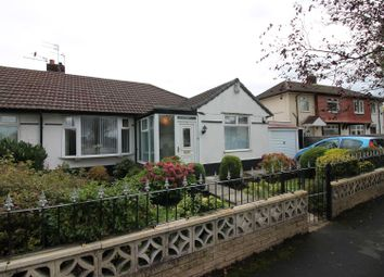 3 bed semi-detached bungalow for sale in Tintern Avenue, Urmston, Manchester M41