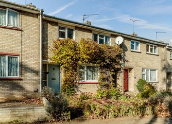 Thumbnail 3 bedroom terraced house for sale in Oakes Road, Bury Saint Edmunds, Suffolk