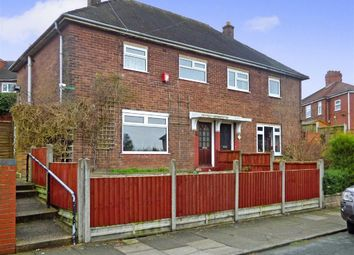 Thumbnail 3 bed semi-detached house for sale in Carling Grove, Fenton, Stoke-On-Trent