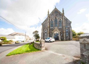 Thumbnail 1 bed flat for sale in Station Road, St Newlyn East