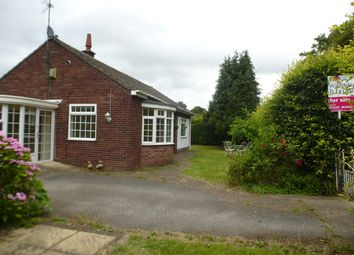 Thumbnail 2 bedroom detached bungalow for sale in Boston Road, Sleaford
