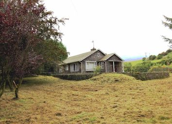 Thumbnail 3 bed detached bungalow for sale in Castle Mead, Broadway, Laugharne, Carmarthen