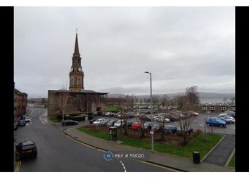 Thumbnail 2 bedroom flat to rent in Court Road, Port Glasgow