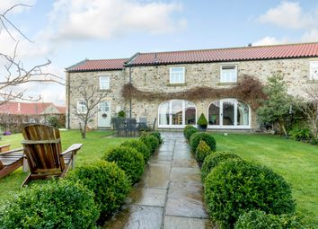 Thumbnail 4 bed barn conversion for sale in Bramble House, Bedale, North Yorkshire