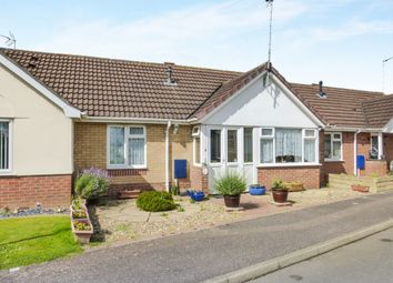Thumbnail 2 bedroom terraced bungalow for sale in Robin Mews, Wisbech