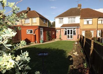 Thumbnail 3 bedroom semi-detached house for sale in Somerset Avenue, Luton, Bedfordshire