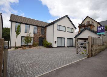 Thumbnail 5 bed detached house for sale in Ardwyn, Llangeinor, Bridgend