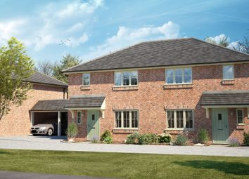 Thumbnail 3 bedroom semi-detached house for sale in Woodland View, Botley Road, Horton Heath