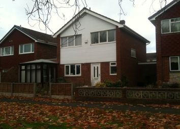 Thumbnail 3 bed detached house to rent in Ashdale Close., Kingswinford. West Midlands
