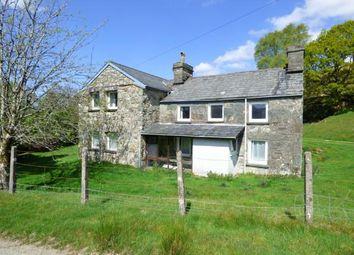 Thumbnail 5 bed detached house for sale in Gellilydan, Blaenau Ffestiniog, Gwynedd