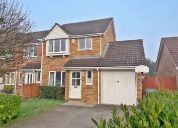 Thumbnail 3 bed semi-detached house to rent in Deller Street, Binfield, Bracknell