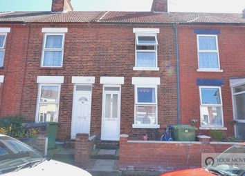 Thumbnail 2 bed terraced house for sale in Stanley Road, Great Yarmouth