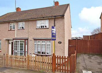 Thumbnail 2 bed semi-detached house for sale in Whippendell Way, Orpington, Kent