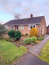 Thumbnail 2 bed bungalow for sale in Meadow Court, Malton