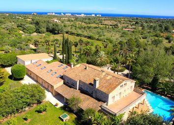 Thumbnail 8 bed villa for sale in Porto Colom, Mallorca, Balearic Islands