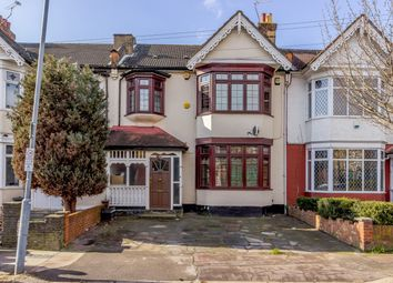 Thumbnail 4 bed terraced house for sale in Wanstead Park Road, Ilford, London