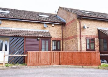 Thumbnail 2 bedroom terraced house for sale in Fritillary Court, Swindon