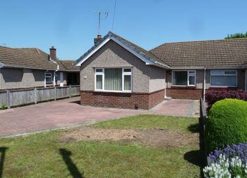 Thumbnail 3 bedroom semi-detached bungalow for sale in Little Elmbridge, Gloucester
