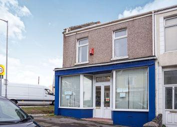 Thumbnail Retail premises for sale in Solidus, 73A Ysgol Street, Port Tennant, Swansea