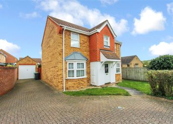 Thumbnail 4 bed detached house to rent in The Paddock, Alconbury, Huntingdon, Cambridgeshire