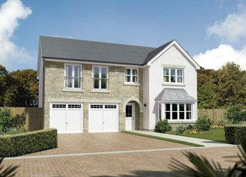 "Thumbnail 5 bed detached house for sale in ""Melton"" at Troon"