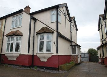 Thumbnail 4 bed semi-detached house for sale in Slewins Lane, Hornchurch