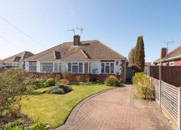 Thumbnail 2 bed semi-detached bungalow for sale in Gloucester Avenue, Broadstairs